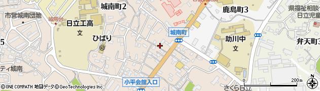 長田工業株式会社周辺の地図