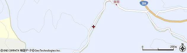 石川県金沢市東原町(チ)周辺の地図