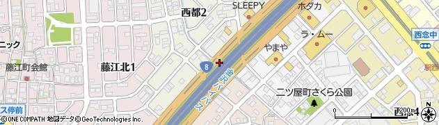 石川県金沢市二宮町(ハ)周辺の地図
