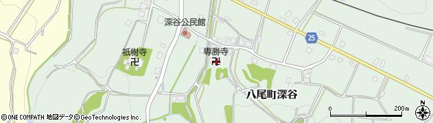 専勝寺周辺の地図