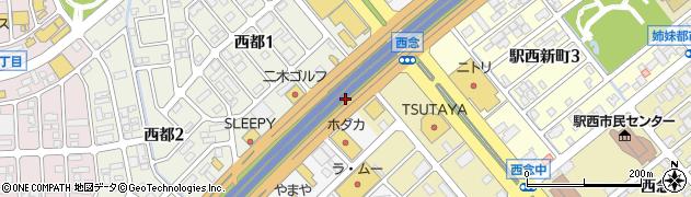 石川県金沢市二ツ屋町(イ)周辺の地図