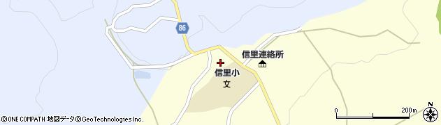 長野県長野市篠ノ井有旅(青池)周辺の地図