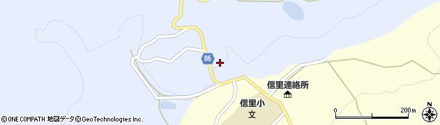 長野県長野市篠ノ井山布施(青池)周辺の地図