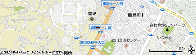 中嶋メディカルサプライ株式会社周辺の地図