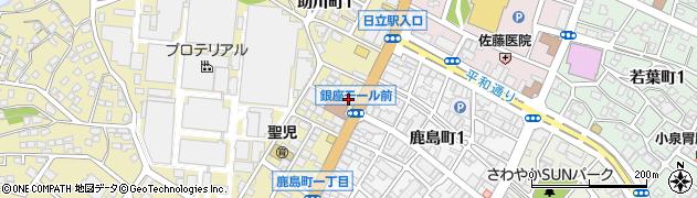 有限会社日藤電器 空調設備工事周辺の地図