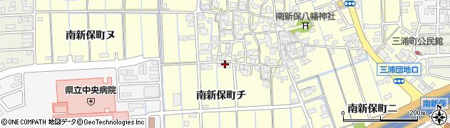 石川県金沢市南新保町(チ)周辺の地図