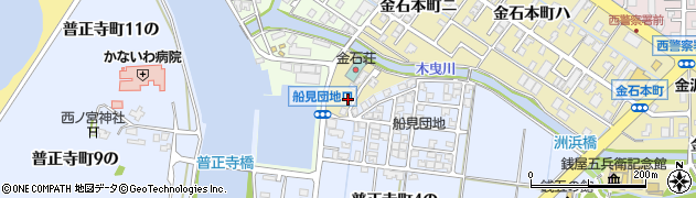 石川県金沢市金石本町(ホ)周辺の地図
