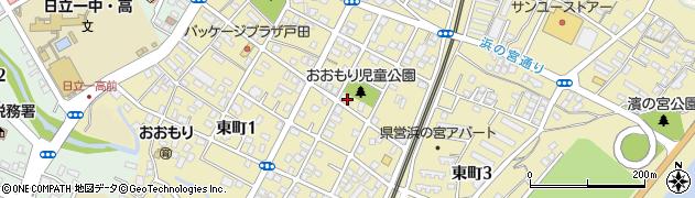 日立栄興防災株式会社周辺の地図