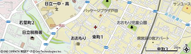 有限会社丸好クリーニング 本店周辺の地図
