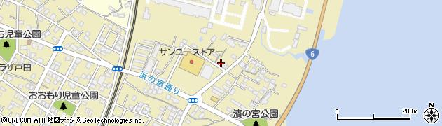 有限会社根本機工周辺の地図