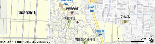 石川県金沢市南新保町(ロ)周辺の地図
