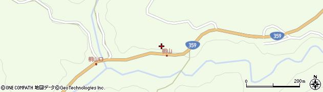 石川県金沢市桐山町(ヨ)周辺の地図