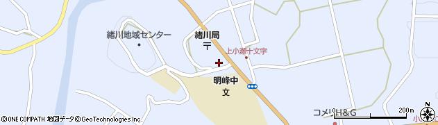 丸林商店周辺の地図