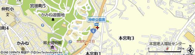 株式会社ホーエイ・サービス周辺の地図