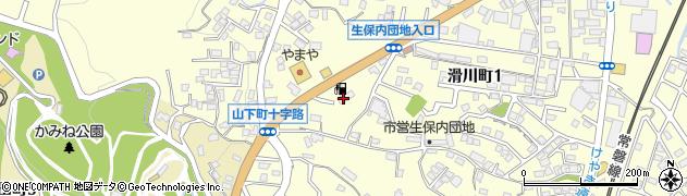 関彰商事株式会社 日立オートガススタンド周辺の地図