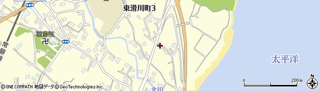 株式会社福島冷販センター 日立出張所周辺の地図