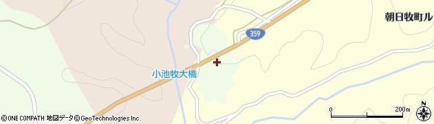 石川県金沢市小池町(壱弐字)周辺の地図