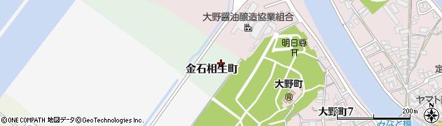 石川県金沢市金石相生町周辺の地図