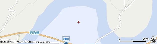 長野県長野市篠ノ井山布施(村山)周辺の地図