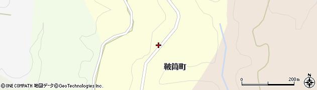 石川県金沢市鞁筒町周辺の地図