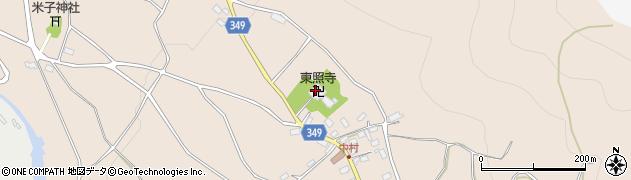 東照寺周辺の地図
