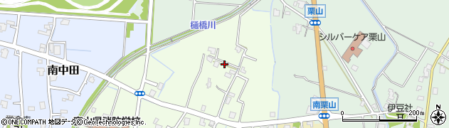 富山県富山市惣在寺周辺の地図