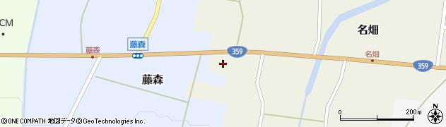 善住寺周辺の地図