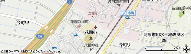 石川県金沢市今町(ヌ)周辺の地図