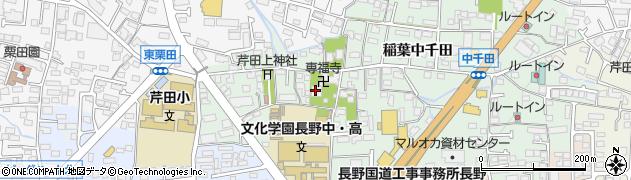 専福寺周辺の地図