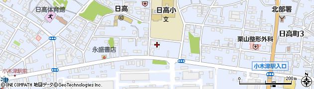 日立金属株式会社 日立金属労働組合・日立支部周辺の地図