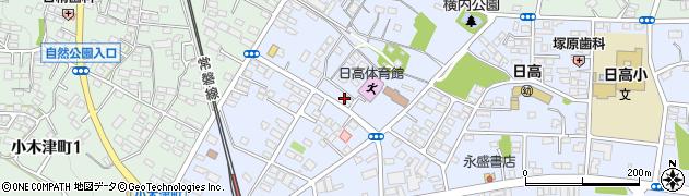 有限会社日高不動産周辺の地図