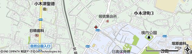 有限会社大森商店周辺の地図