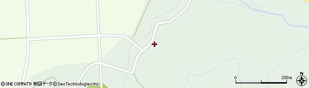 長野県白馬村(北安曇郡)三日市場周辺の地図