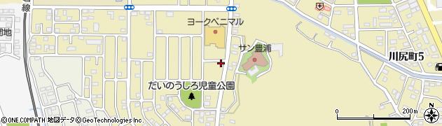 株式会社大社住器周辺の地図