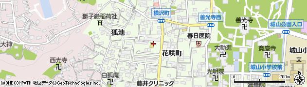 法務省宿舎周辺の地図