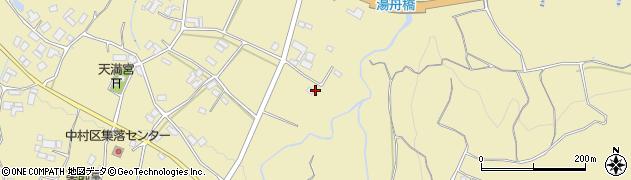 群馬県みなかみ町(利根郡)下津周辺の地図