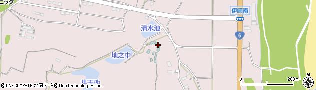 赤坂周辺の地図
