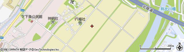 富山県富山市婦中町小泉周辺の地図