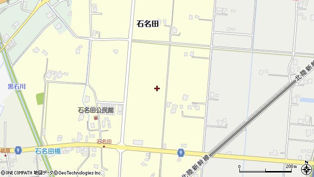〒932-0808 富山県小矢部市石名田の地図