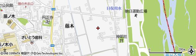 富山県富山市朝日周辺の地図