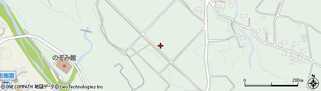 群馬県みなかみ町(利根郡)新巻周辺の地図