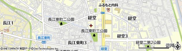 富山県富山市荒川周辺の地図