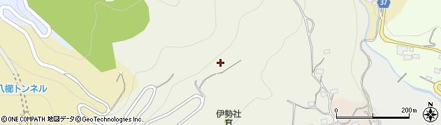 長野県長野市浅川西平周辺の地図