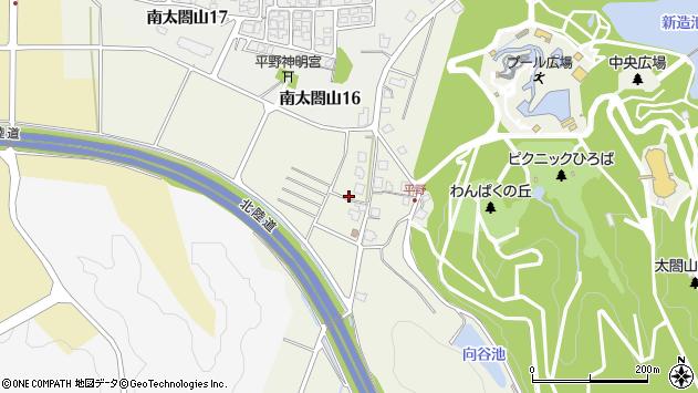 〒939-0323 富山県射水市平野の地図
