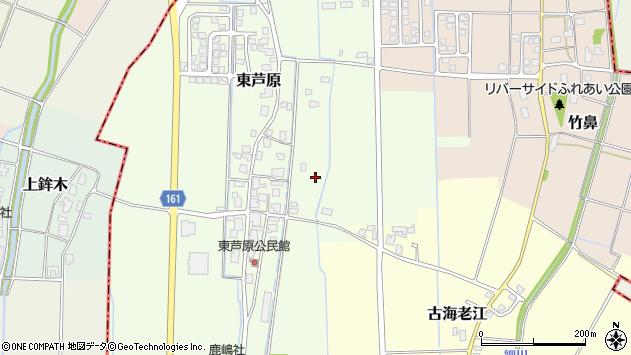 〒930-0286 富山県中新川郡舟橋村東芦原の地図
