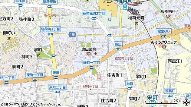 〒930-0014 富山県富山市館出町の地図