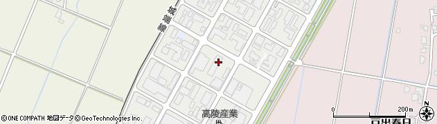 富山県高岡市戸出栄町周辺の地図