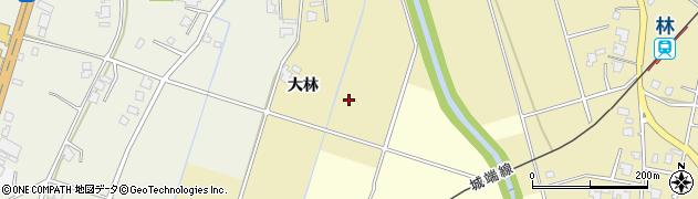 富山県高岡市東藤平蔵大林周辺の地図