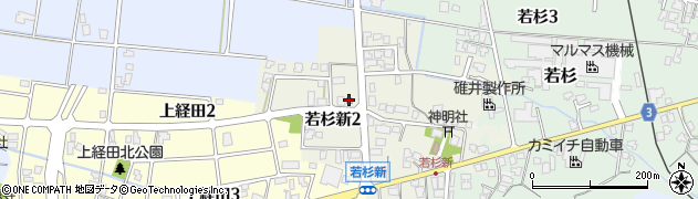上市警察署上市町交番周辺の地図