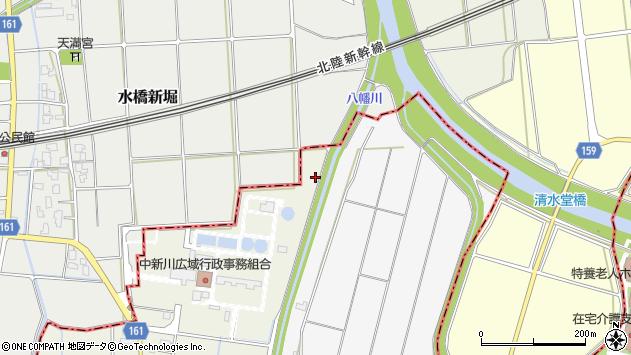 〒930-0288 富山県中新川郡舟橋村国重の地図